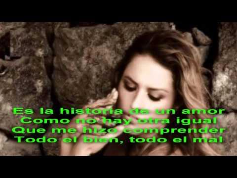 Клип Lola Ponce - La Historia de un Amor