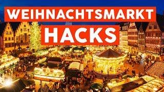 Weihnachtsmarkt-Hacks: 5 Tipps, die du kennen solltest 🎄