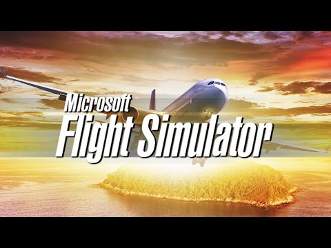 FLIGHT SIMULATOR X - Der erste Flug mit der Lufthansa [HD+] | Let's Play Flight Simulator X