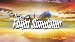 Flight Simulator X ✈️ Der erste Flug mit der Lufthansa