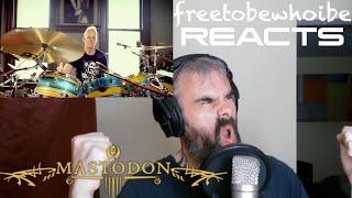 Brann Dailor | Ancient Kingdom | Meinl Cymbals | Mastodon | Reaction Video