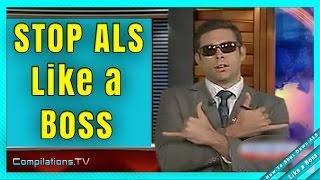How to END ALS Ice Bucket Challenge