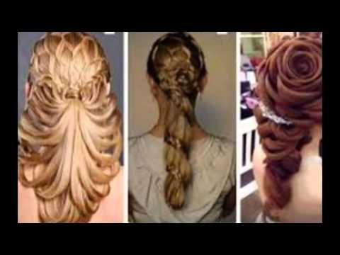 different type of hair style