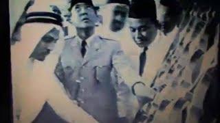 Video Kenangan Bung Karno Ziarah ke Makam Nabi Muhammad ﷺ di Madinah