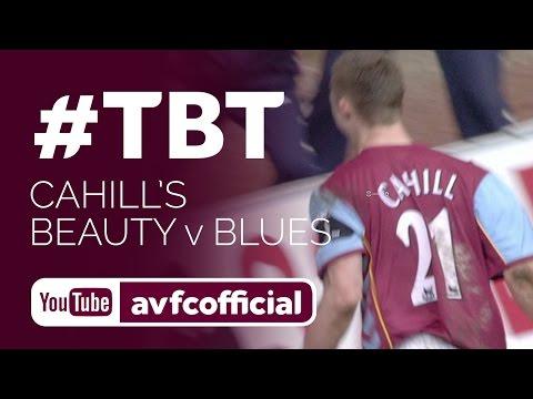 #TBT Cahill's stunner v Blues