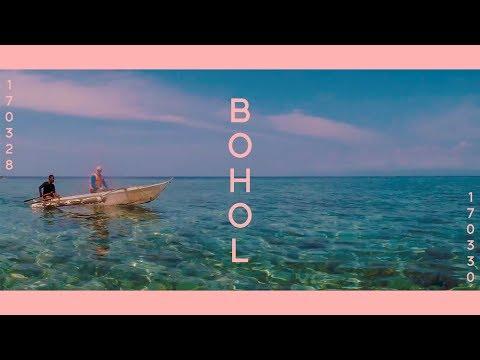 bohol - water, lots of water 🌊☀️
