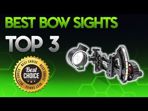 Best Bow Sights 2019 - Bow Sight Review