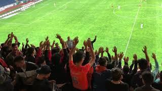 Galatasaray Başakşehir marşı Geliyoruz Başakşehir tribünden fan marşları Emre Belözoğlu
