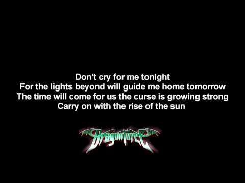 DragonForce - E. P. M. (Extreme Power Metal)   Lyrics on screen   HD