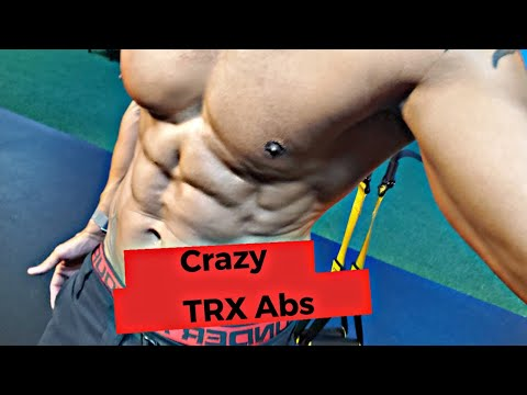 TRX Abs CircuitA Six Pack In Under TEN MINUTES