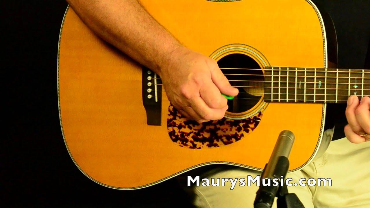 blueridge br 160 vs martin hd 28v at maurysmusic youtube