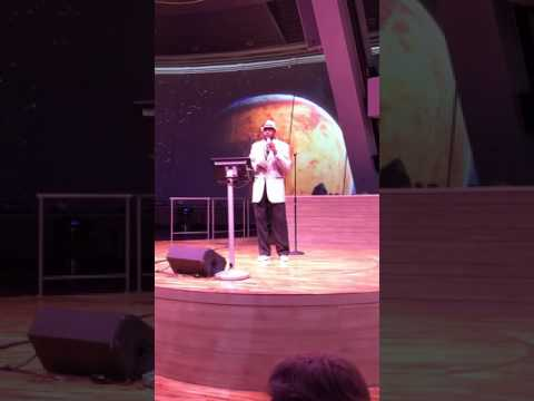 Anthem of the Seas  Karaoke superstars