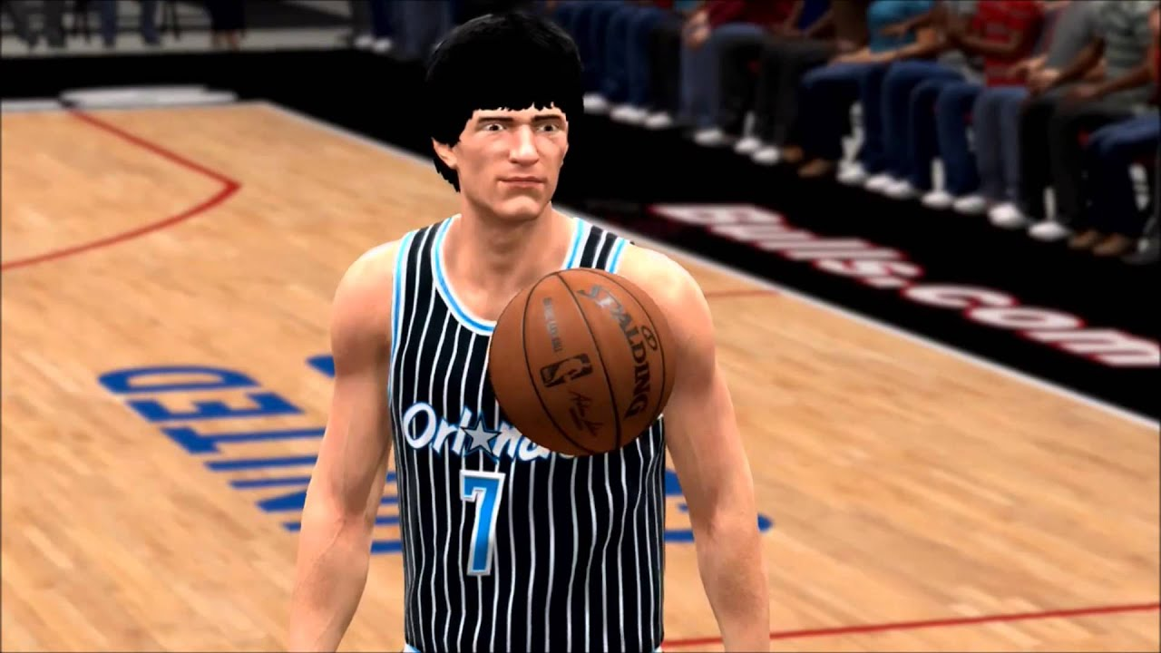 NBA Live 14 Pete Maravich Ignores The Pass Bug PS4
