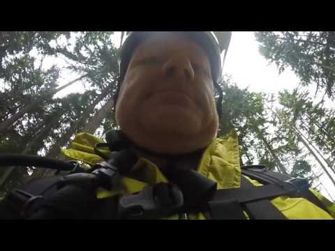 Dionnas' 1st GoPro ride!