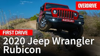 2020 Jeep Wrangler Rubicon | Exclusive First Drive | OVERDRIVE
