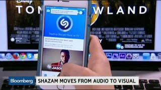 Shazam Makes the Move From Audio to Video
