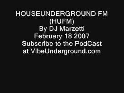 House underground fm hufm feb 18 2007 house music for House music 2007