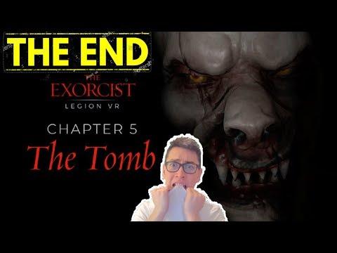 VR HORROR Exorcist Legion VR - IRAQI DEMONS BEGONE - Part 5 - THE END