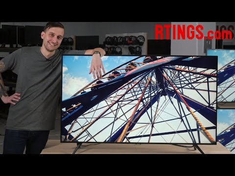 Samsung TU8000 Crystal UHD TV Review (2020)