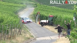 Neuville almost crash with a tractor | Rally Deutschland Test 2015 [HD](, 2015-07-09T13:49:04.000Z)