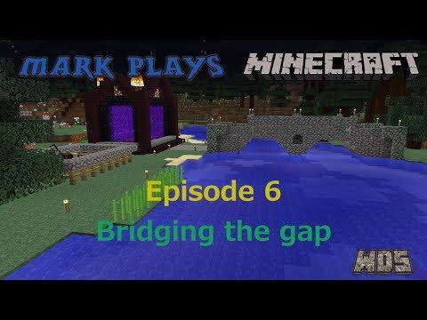 WDS Minecraft Server Season 2 - Episode 6 - Bridging the gap