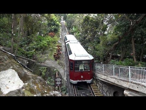 Hong Kong Peak tram