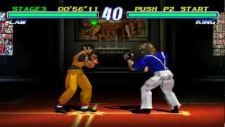 Tekken 2 Marshall Law playthrough thumbnail