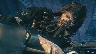 Batman Arkham Knight: Scarecrow Boss Fight - Combat & Stealth Gameplay - #4