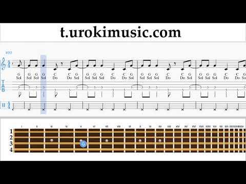 The Archer Sheet Music Mandolin - Taylor Swift The Archer Tutorial thumbnail