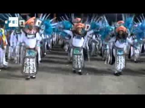 Rio de Janeiro Carnival officially underway