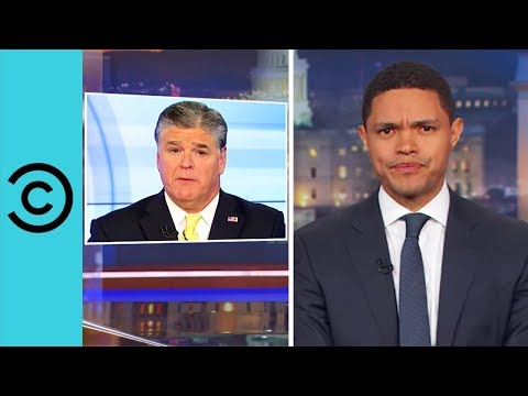 Sean Hannity's Private Security Services | The Daily Show
