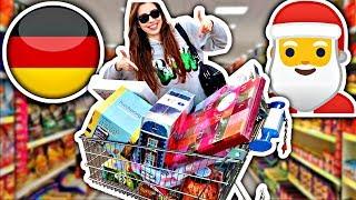 Pojechałam do Niemiec  po KALENDARZE ADWENTOWE  2019 na Vlogmas