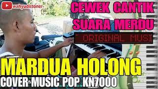 Download Video Dinda Cewek Cantik Suara Merdu - MARDUA HOLONG Pop batak KN7000 Erfin Diaz 2019 MP3 3GP MP4