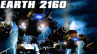 Earth 2160 - United Civilized States Gameplay