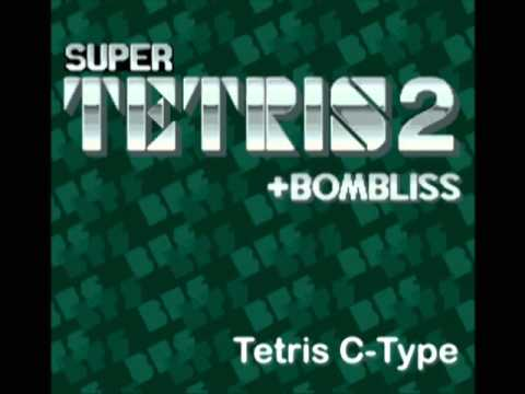 Super Tetris 2 + Bombliss Music - Tetris B-Type