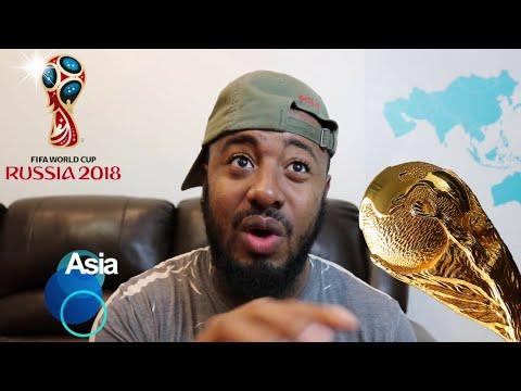 FIFA World Cup Russia 2018 32 Teams Prediction