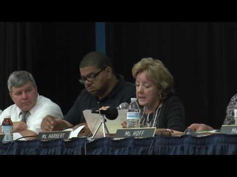 WPSD Business Meeting of the Board of Directors June 26,  2017