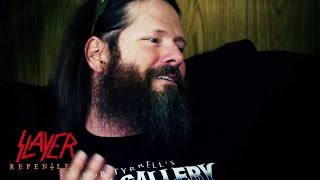 SLAYER - Recruiting Gary Holt for REPENTLESS (OFFICIAL INTERVIEW)