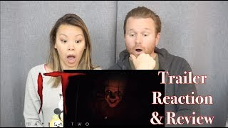 IT Chapter Two Teaser Trailer // Reaction & Review