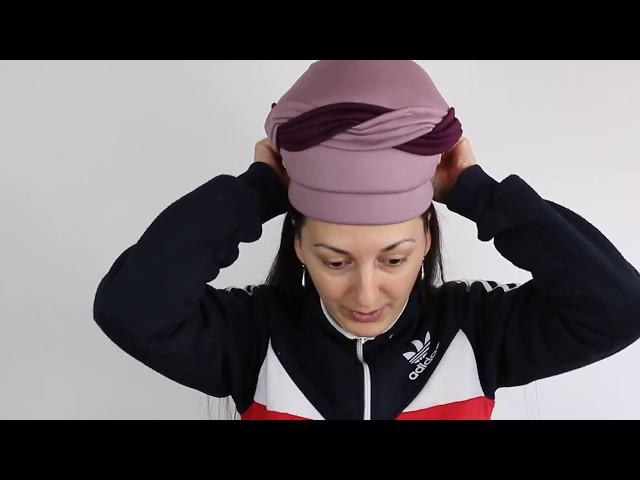 Шапка, Эйла Розовая