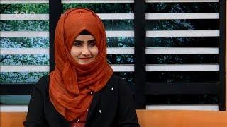 بامداد خوش - جوانان - صحبت با مژده لطیف در باره کار های فرهنگی شان