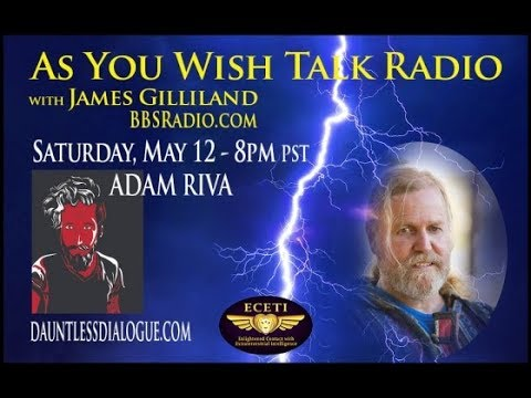 As You Wish BBS Radio - Adam Riva Interview 5/12/18
