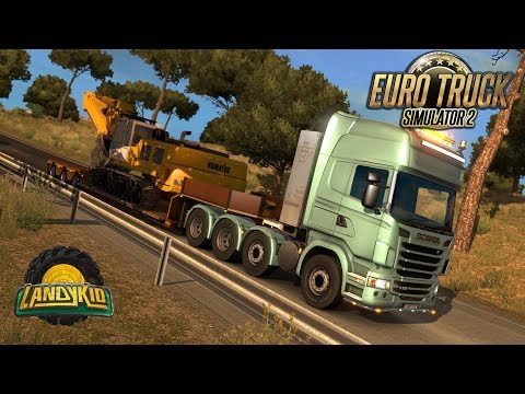 Euro Truck Simulator 2 | let's see what Italy is all about