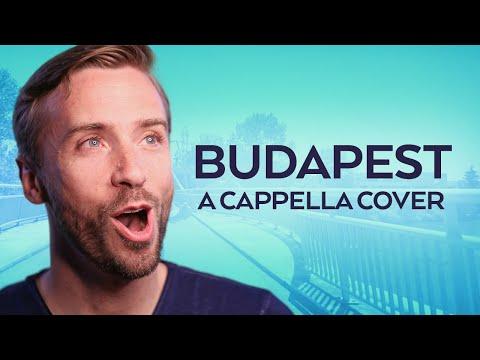 George Ezra - Budapest - Peter Hollens Acappella Cover
