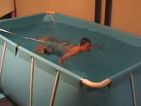 Swimmill The Swimmer 39 S Treadmill Youtube