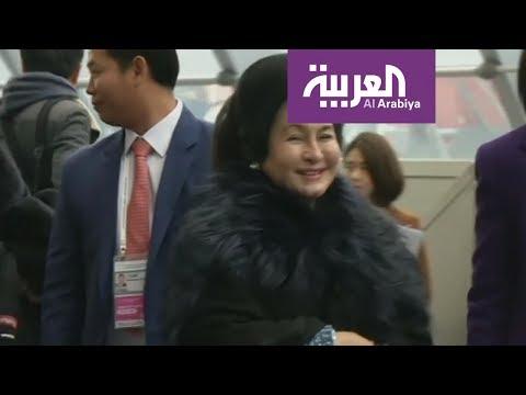 حليمة يطالب زوجة رئيس وزراء ماليزيا السابق بمجوهراته  - نشر قبل 2 ساعة