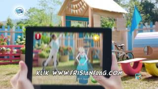 vuclip Jadikan Gambar Idola Disney si Kecil Nyata dengan Frisian Flag Milky