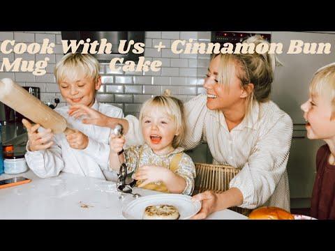 4 Hot Breakfasts + 1 Minute Cinnamon Roll Mug Cake | Vegan & Veggie Kids Breakfast Ideas SJ STRUM