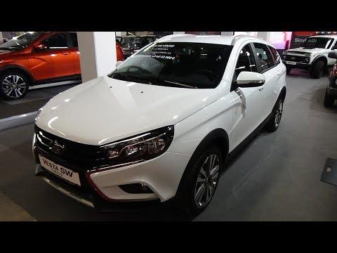 2018 Lada Vesta SW Cross - Exterior and Interior - Auto Salon Bratislava 2018