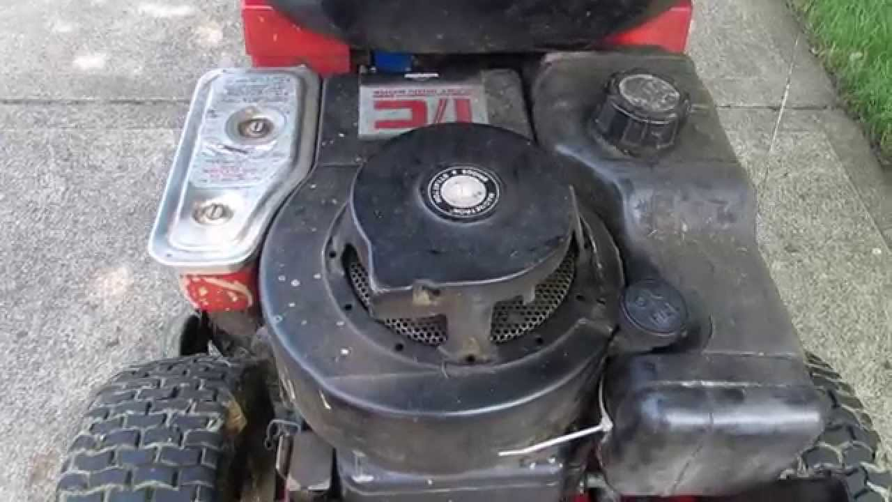 Toro 57360 (11-32) toro 11-32 lawn tractor (sn: 4000001.